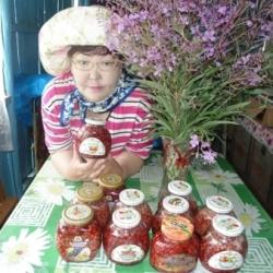 Иванова Светлана Дмитриевна