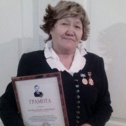 Олесова Елизавета Дмитриевна